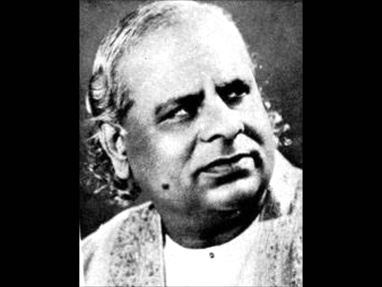 Pt. Omkarnath Thakur
